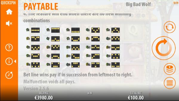 Игровой автомат Big Bad Wolf - в казино Вулкан играть в слоты от Quickspin