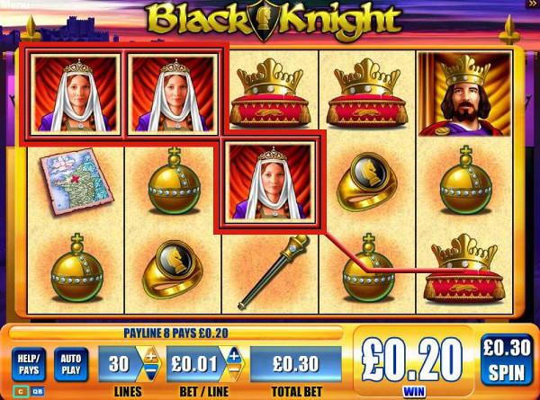 Игровой автомат Black Knight - почувствуй себя рыцарем в казино Вулкан