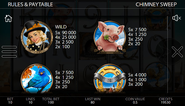 Игровой автомат Chimney Sweep - играй везде, скачать Вулкан казино на cazinoclubvulkan.co