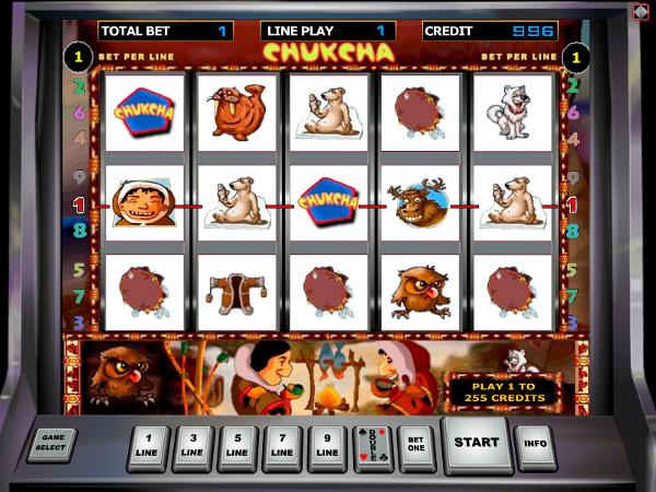 Игровой автомат Chukcha и всё, что о нём необходимо знать