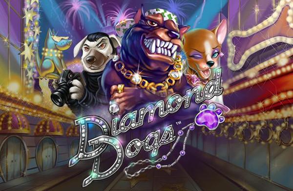 Игровой автомат Diamond Dogs - для любителей роскошной жизни