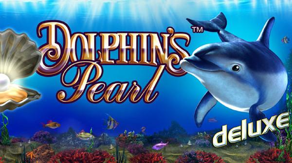 Игровой автомат Dolphin's Pearl - слот, который дает деньги
