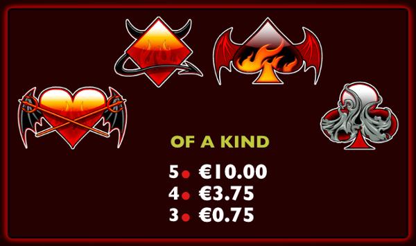 Игровой автомат Hand of the Devil - для любителей мистики