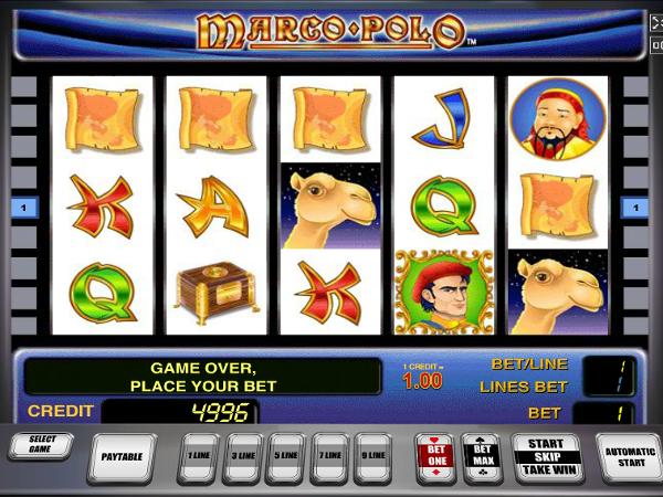 Игровой автомат Marco Polo - реальный путь к быстрому выигрышу