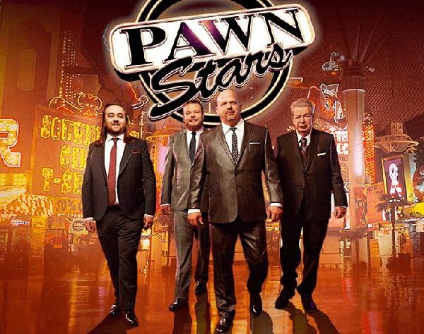 Игровой автомат Pawn Stars - слот с сюжетом сериала