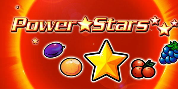 Игровой автомат Power Stars - для любителей классики