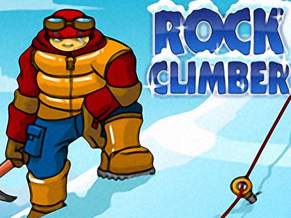 Игровой автомат Rock Climber - для любителей экстремального отдыха