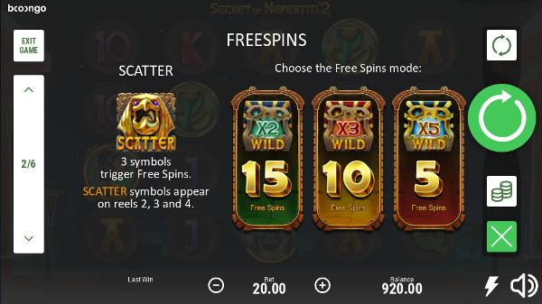 Игровой автомат Secret of Nefertiti 2 - попробуй самые новые слоты в Адмирал казино бесплатно