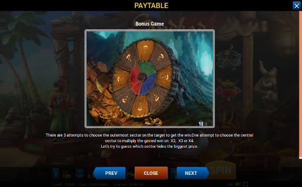 Игровой автомат Sindbad - играть онлайн в казино Адмирал 777 в слоты от Evoplay