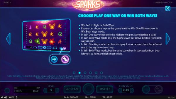 Игровой автомат Sparks - играть в топовые NetEnt слоты в Вулкан Делюкс казино