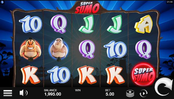 Игровой автомат Super Sumo - восточные единоборства в казино Вулкан Вегас