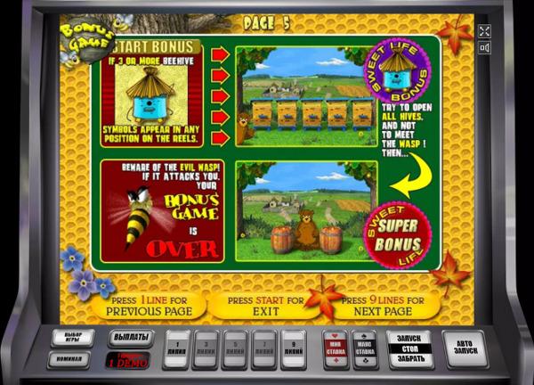 Игровой автомат Sweet Life - играть бесплатно в слоты от Игрософт в казино Фараон