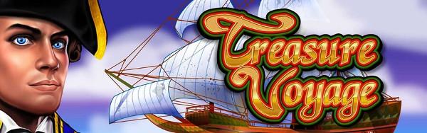Игровой автомат Treasure Voyage - путешествуй за сокровищами
