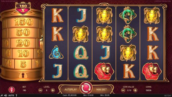 Игровой автомат Turn Your Fortune - в казино Джойказино будь готовым сорвать куш