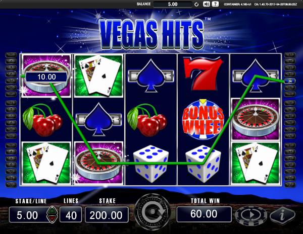 Игровой автомат Vegas Hits - играй в лучшие слоты на официальный клуб казино Вулкан