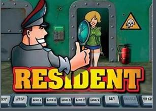 игровые автоматы Резидент