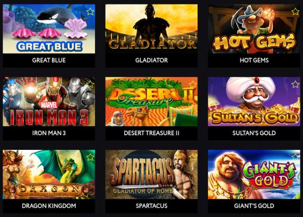 Casino PM играть в онлайн автоматы на деньги