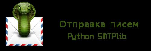 Python SMTPlib