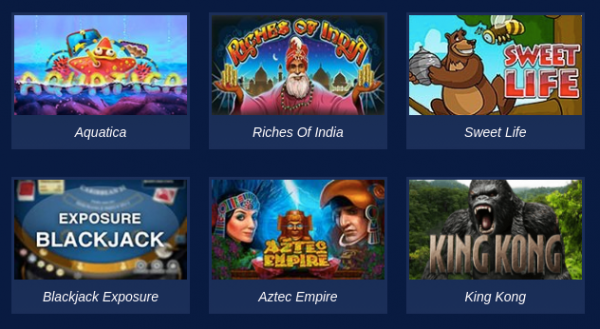 Вулкан Россия игры онлайн